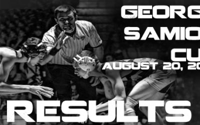 George Samios Cup 2017 – Results
