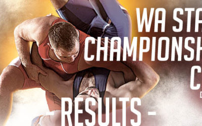 WA State Wrestling Championships 2018 – Results