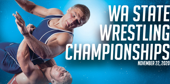WA State Wrestling Championships 2020