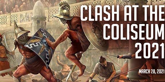 Clash at the Coliseum