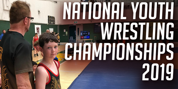 Youth Nationals Wrestling Championship 2019