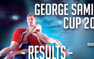George Samios Cup 2019 – Results