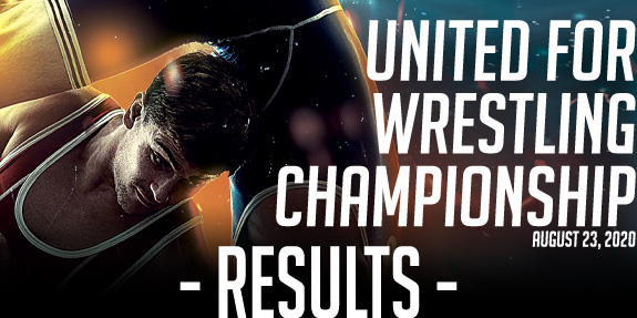 United For Wrestling 2020 – Results
