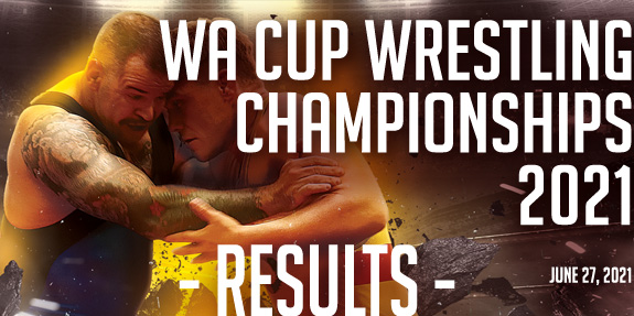 WA Cup 2021 – Results