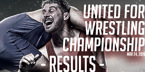 United For Wrestling 2019 – Results