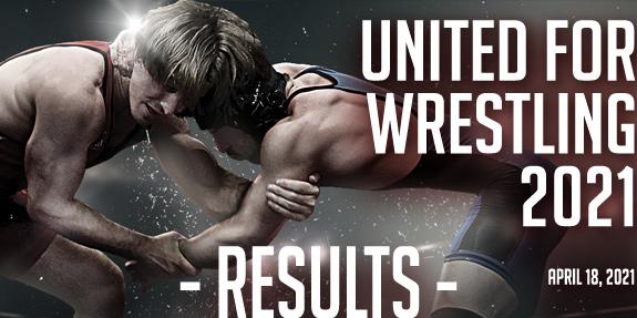 United for Wrestling 2021 – Results